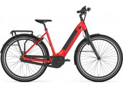 Gazelle Ultimate C8+ HMB 500wh red